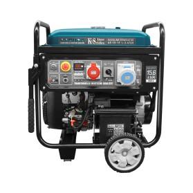 KS 15-1E 1/3 ATSR Generator benzynowy dwucylindrowy