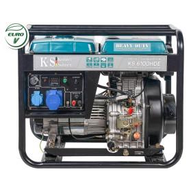 KS 6100HDE (EURO V)