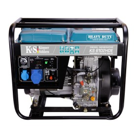 KS 6100HDE (EURO II)