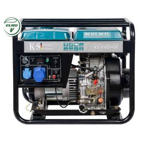 KS 8100HDE (EURO V)