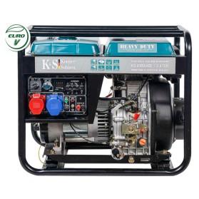 KS 8100HDE-1/3 ATSR (EURO V)
