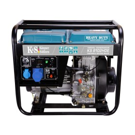 KS 8102HDE (EURO II)
