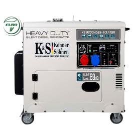KS 9200HDES-1/3 ATSR (EURO V)