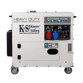 KS 9202HDES-1/3 ATSR (EURO II)