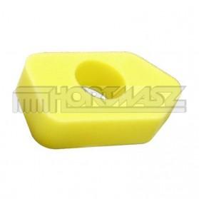 FILTR POWIETRZA B&S CLASSIC NOWY TYP GĄBKA, 698369, 130x73x32 mm, AT802-698369, 12-12940