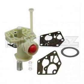 Gaźnik B&S 3,5 KM, membrana + pompka gaźnika + sprężyna + filtr + uszczelka 498809, 795469