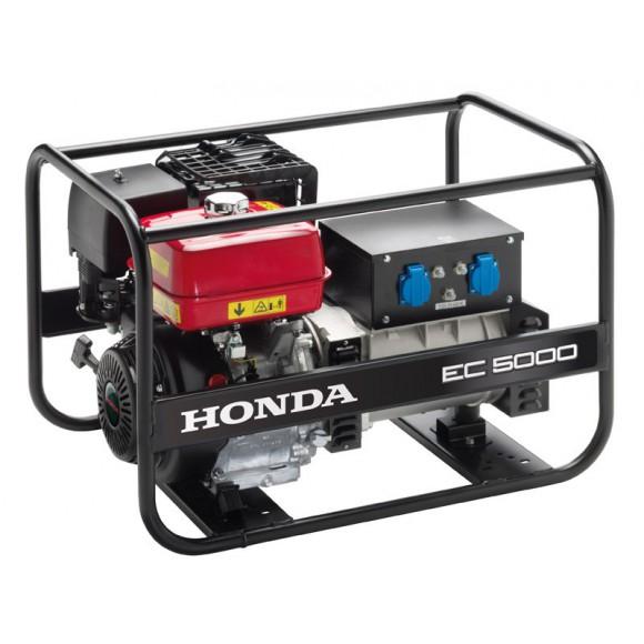 AGREGAT HONDA EC5000 (5,0KW 75KG 97DB(A))
