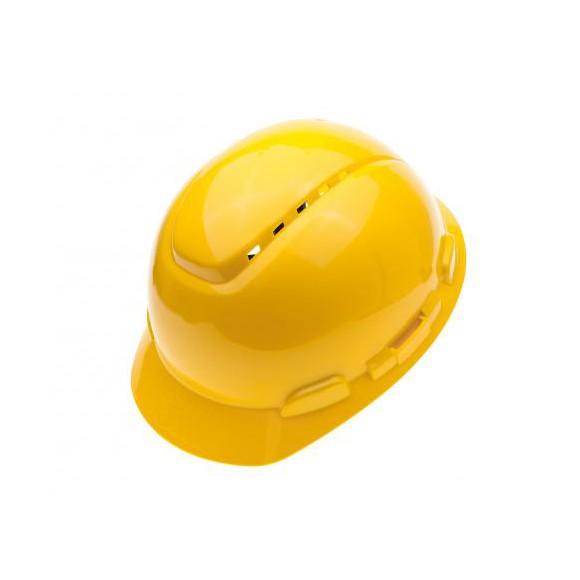 Kask ochronny 3M żółty