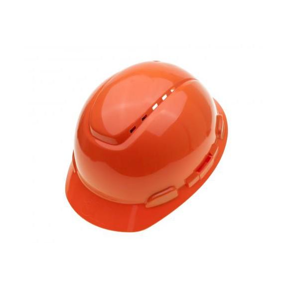 Kask ochronny 3M pomarańczowy