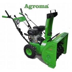 Odśnieżarka Agroma T6556 6,5KM 8 Biegów MOCNA KONS
