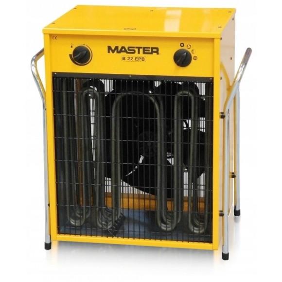 NAGRZEWNICA elektryczna MASTER B 22 EPB 22kW