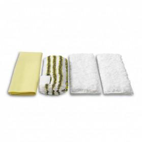 Zestaw ścierek z mikrofibry do łazienki