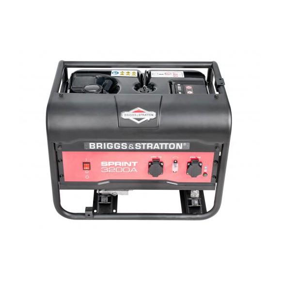 Agregat prądotwórczy B&S Sprint 3200A