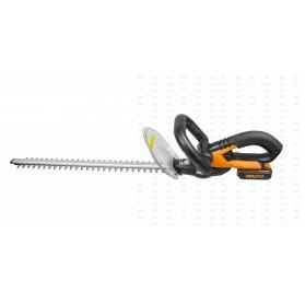 Nożyce do żywopłotu akumulatorowe Worx WG259E.9
