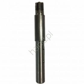 Wałek napędu bębna śr. 20mm x dł. 180mm, LUCINA MAX