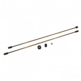 Przedłużka mosiężna 150 cm (2 x 75 cm)