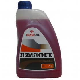 Olej 2T-Mix Orlen Semisynthetic 1 l