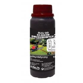Olej do silników 2 suwowych 100 ml ZIELONY