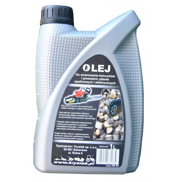 Olej do silników 4 suwowych 1 l 10W30 zimowy