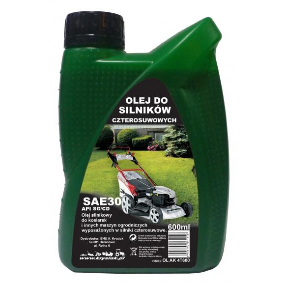 Olej do silników 4 suwowych 600 ml