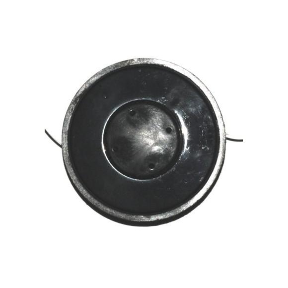 GŁOWICA ŻYŁKOWA PÓŁAUTOMATYCZNA, MOCOWANIE NA WIELOKLIN 6mm, PASUJE M.IN. DO PRZYCINARKI GRIZZLY ERT320