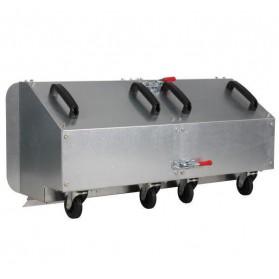 Pojemnik zbierający 100cm 240 l. Pro Trac 950
