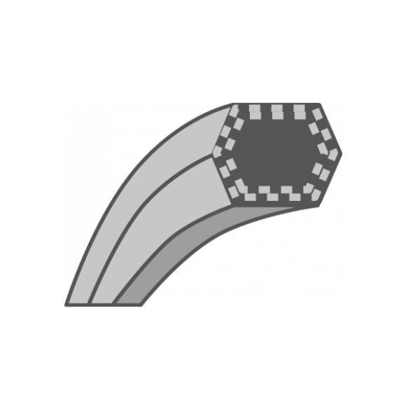 Pasek Simplicity SRD100 SRD200 napęd noży CZĘŚĆ ORYGINALNA