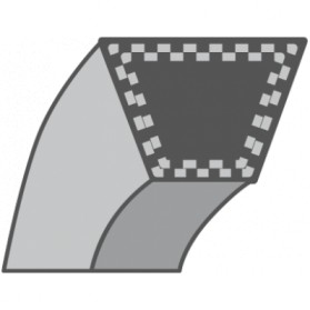 Pasek Ferris IS2100 napęd noży CZĘŚĆ ORYGINALNA