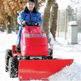 Pług do odśnieżania do traktorków Ariens serii B i C