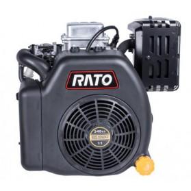 Silnik Rato RV340 wał pionowy 80 mm śr. 1 cal 25.4 mm
