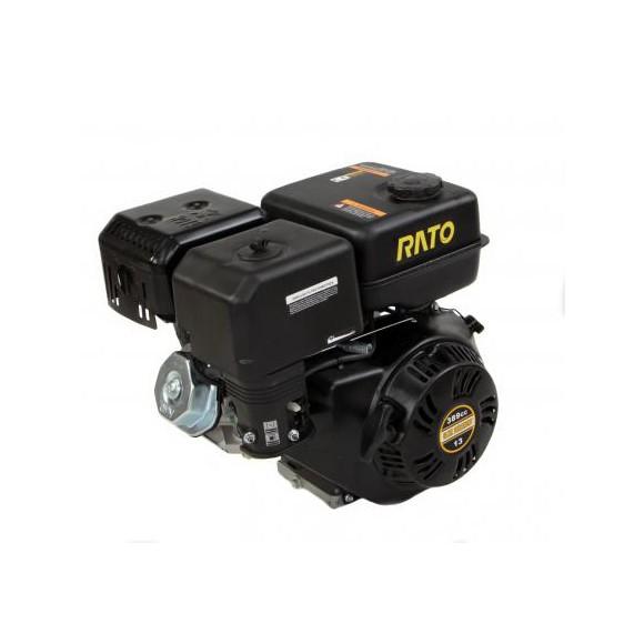 Silnik Rato R390 wał poziomy walcowy śr. 25.4 mm
