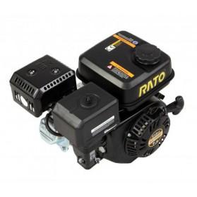 Silnik Rato R210 wał poziomy stożkowy do agregatu