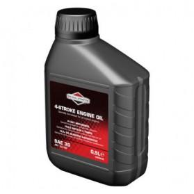 Olej B&S SAE30 0.5L czterosuw - ORYGINALNY